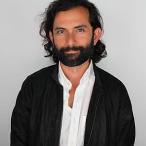 Dr Erik Lucero Headshot